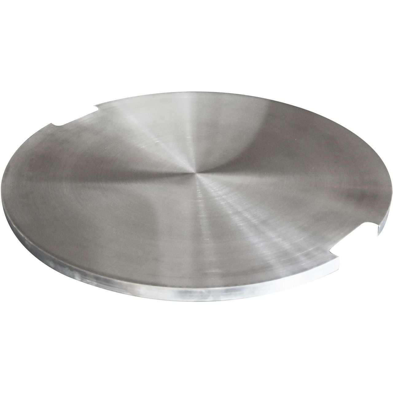 Elementi OFG104-SS Round Stainless Steel Lid for Metropolis Fire Table