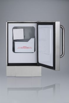 Outdoor Icemaker For Built-In Use