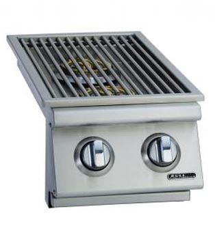Bull Outdoor Slide-In Double Side Natural Gas Burner with Removable Lid