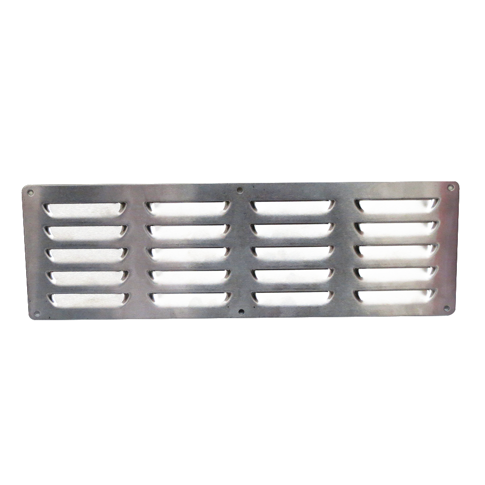 Vent for Outdoor Grill Islands