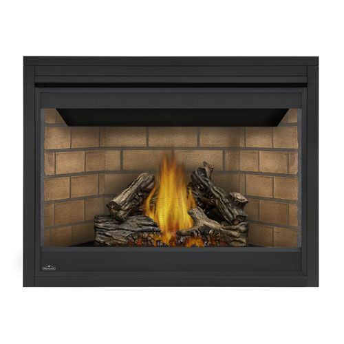 Napoleon B46NTRE Ascent DV Clean Face Builder Gas Fireplace, NG