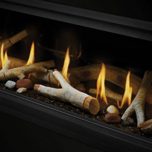 Napoleon BLKM Birch Log Fire Kit