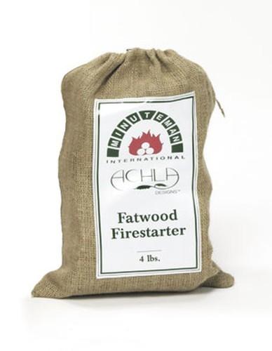 Fatwood Caddy Refill - 4 Lb Bag