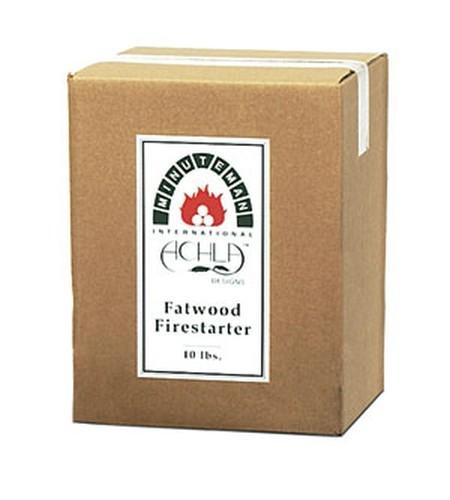 Fatwood Caddy Refill - 10 Lb Box