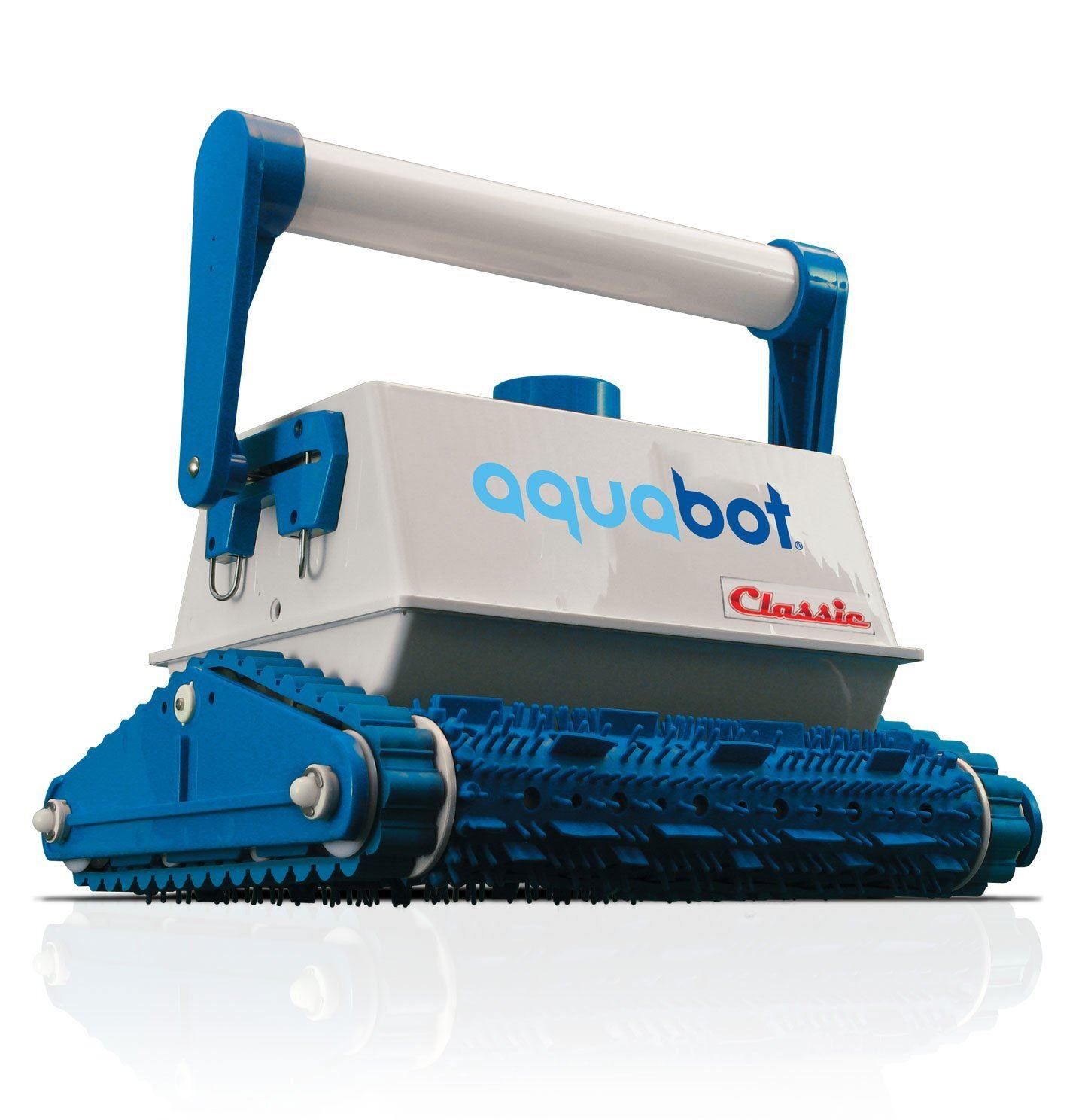 Aqua AQUABOT AB Classic Turbo In-Ground Robotic Pool Cleaner