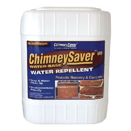 Water-Base Chimneysaver Water Repellent, 5 Gallon Container