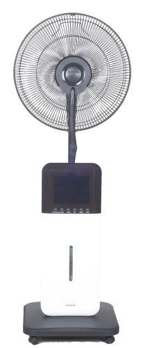 CoolZone CZ500 Ultrasonic Dry Misting Fan w/ Bluetooth CZ500W