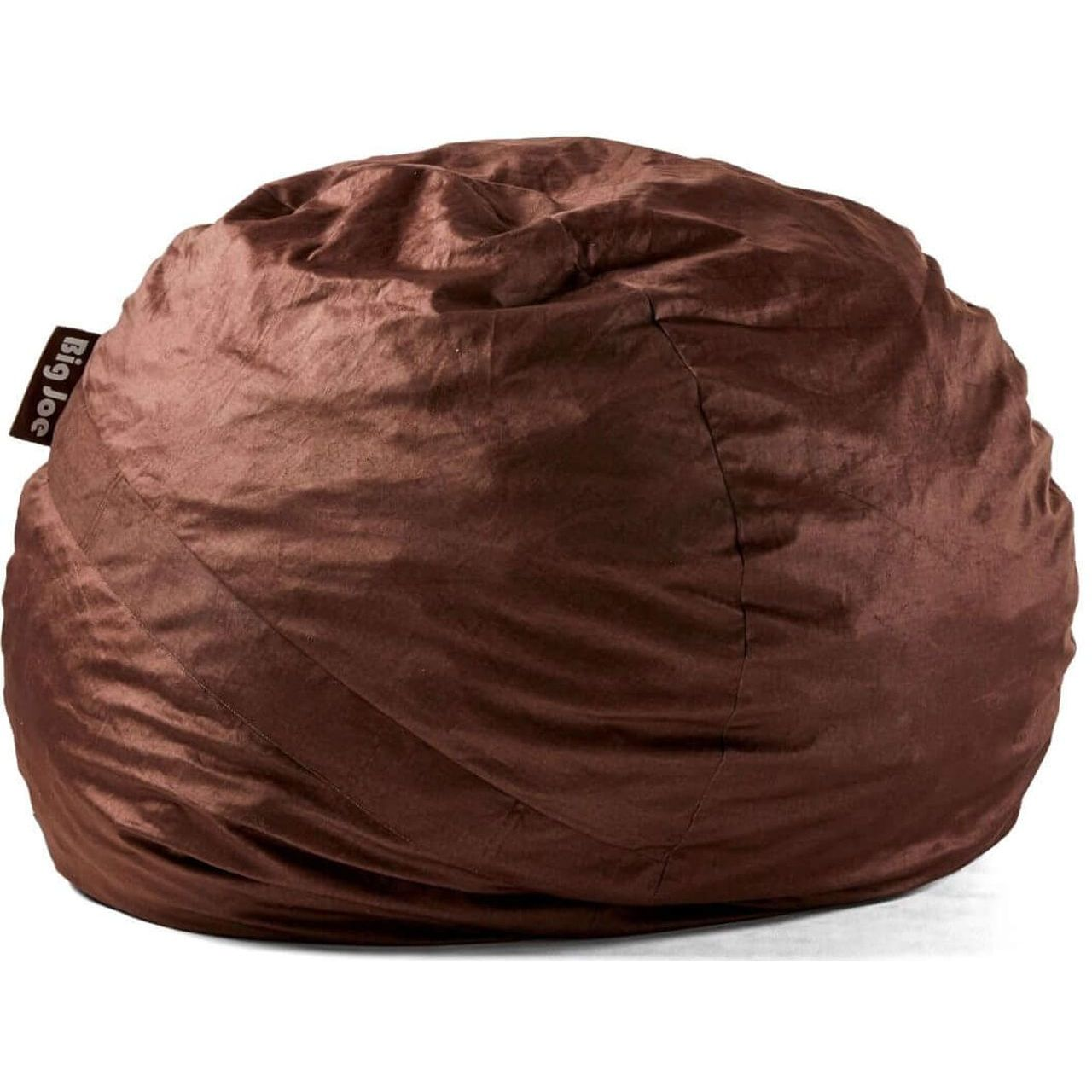 Big Joe Fuf Large Bean Bag Cover Only - Cocoa Lenox