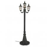 440- Cambridge Park Style Four Lantern Patio Lamp