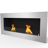 Regal Flame ER8009 Warren 42in Pro Ventless Ethanol Wall Mounted Fireplace