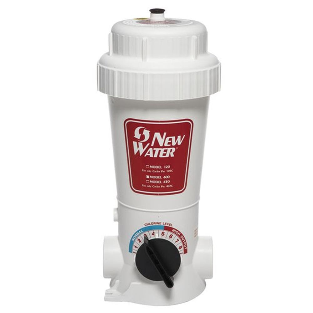 New Water Inground Cycler 400 In-Line Feeder