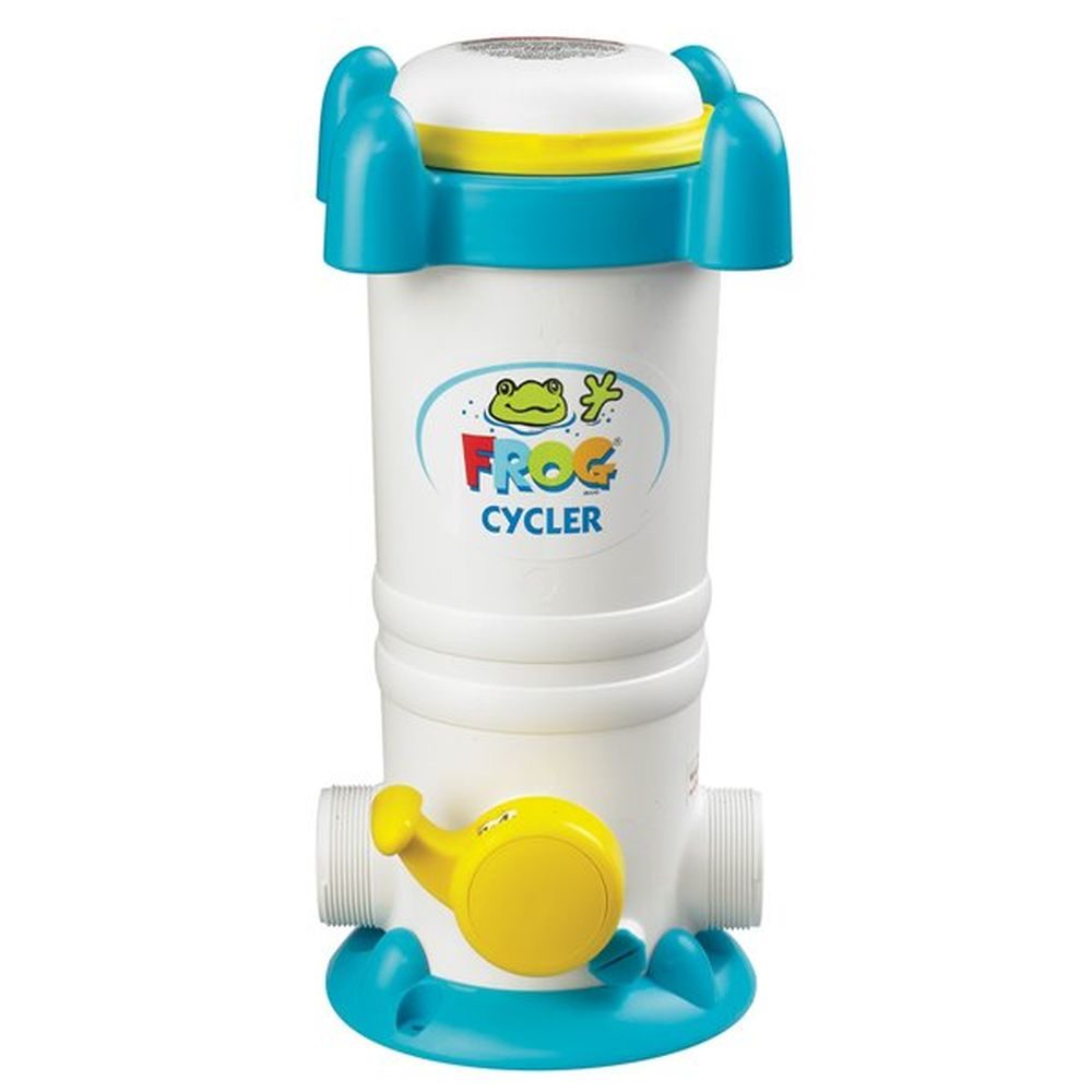 Pool Frog Above Ground In-Line Package Cycler