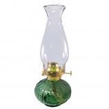 """21Century L397MT 13"""" Ellipse Mint Lamp"""