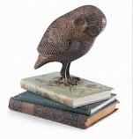 Cast Aluminum Owl- Rustic Bronze Finish