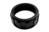 Waterco 12221009 Barrel Union Lock Nut 100mm - Black