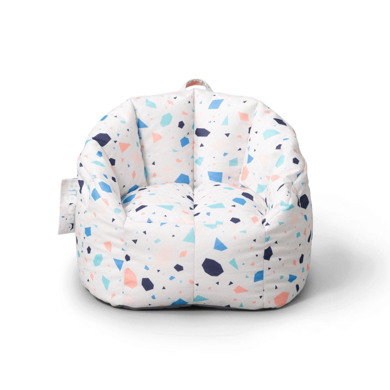 Big Joe Milano Kid's Bean Bag - Dolce Terrazzo Lenox
