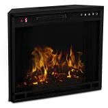 Regal Flame LW8028FLT 28in Flat Ventless Heater Electric Fireplace Insert