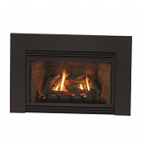 "Innsbrook 20K BTU, IP VF SM Insert w/ 7"" x 6"" Black Surround, LP"