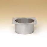 Lock-Top RS Adaptor for Round Flue Tiles