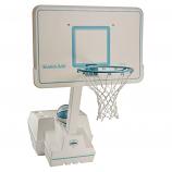 Dunn Rite B100 Splash and Slam Portable Pool Basketball Set - Stainless