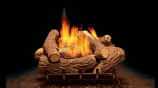 "24"" Mountain Cedar 6-Piece Multi-Log Set for PH 24 Burner - LOGS ONLY"