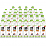Regal Flame 36GFUEL Premium Ultra Pure Ventless Bio Ethanol Fireplace Fuel - 36 Quarts