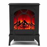 Regal Flame LW4204 Aries Electric Free Standing Portable Space Heater Stove