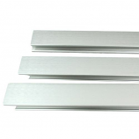 "Osburn OA10126 Brushed Nickel Faceplate Trim - 32"" x 44"""