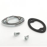 Perma-Cast PI76 Flat Oval Rope Eye