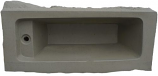 RTS ERG20001 Half Landscape Rock - Grey/Armor Stone
