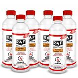 Regal Flame 6RFUEL Premium Prime Ventless Bio Ethanol Fireplace Fuel - 6 Quarts