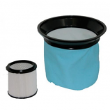 Replacement Micro Bag Filter - Large Vacs