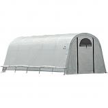GrowIT Heavy Duty Round Greenhouse 12 x 20 x 8 ft.