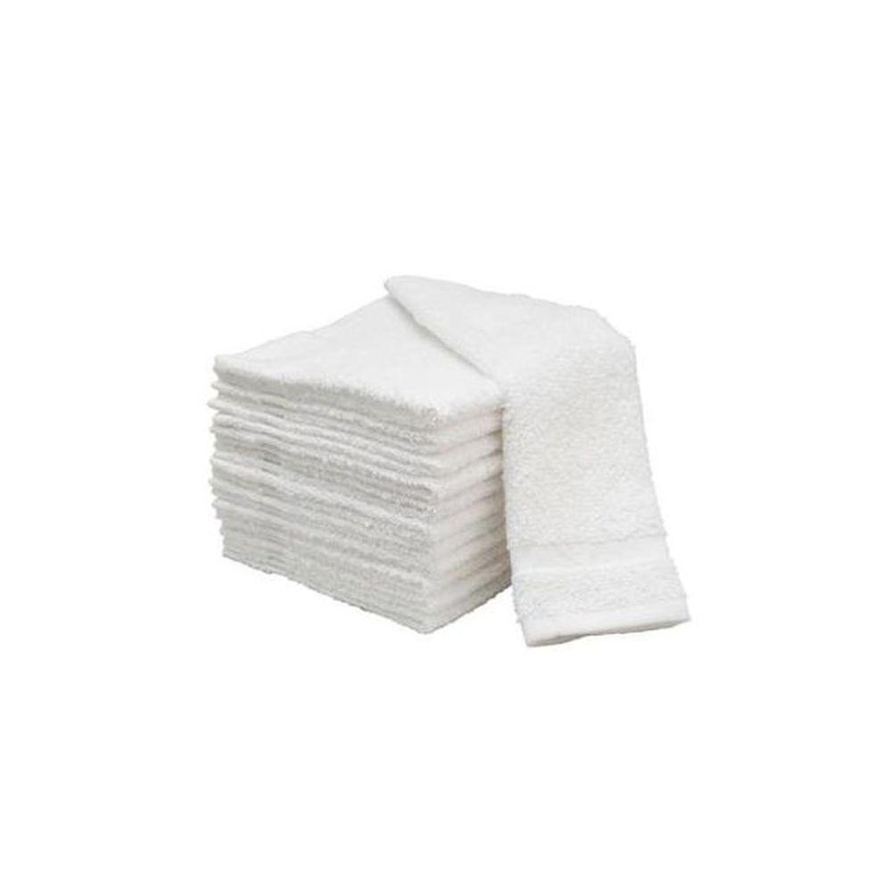 "Kemp USA White 20"" x 40"" Gym Towel"