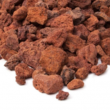 Lava Rock Filler Red By Real Flame