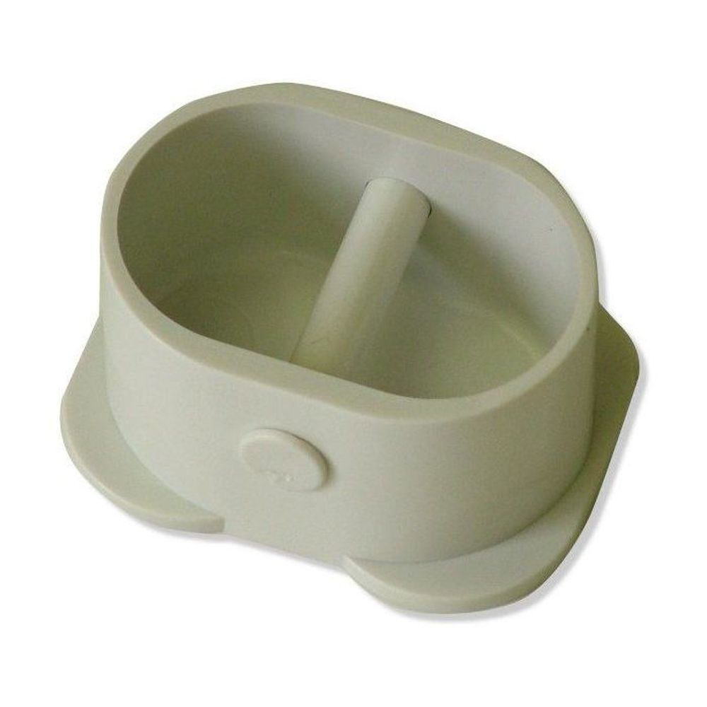 Afras 10066W Reinforced ABS Cup Anchor - White