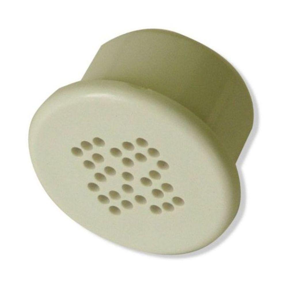 Afras 10068W Return Bubbler - White