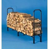 Large Log Rack Chimney Accessory