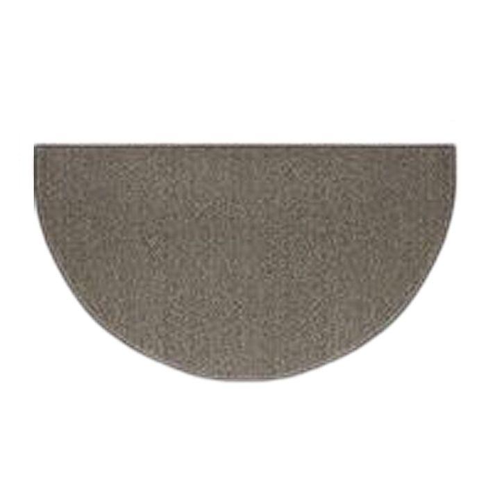 """Cottage Granite Half Round Rug - 48"""" x 27"""""""