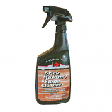 6 - 32 oz Bottles of Brick, Masonry & Stone Cleaner - Non-Acidic