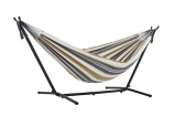 UHSDO9-25 Vivere's Combo - Double Desert Moon Hammock with Stand- 9ft