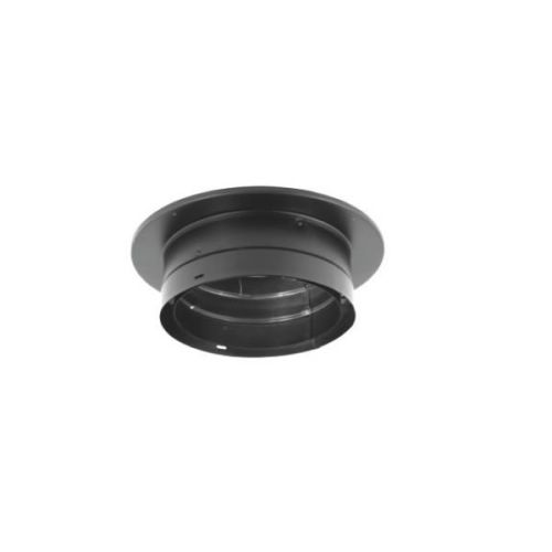 """DuraVent DVL 6"""" Double-Wall Adaptor Chimney with Trim"""
