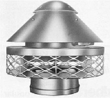 8'' Type C Stainless Steel Draft Inducer