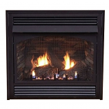 """Empire Premium 32"""" Vent-Free Thermostat Control NG Fireplace"""