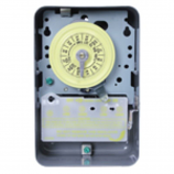 Intermatic T104-50 Time Switch DPST Type 1 Steel Enclosure 208-277 VAC