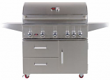 Bonfire Prime 500 Door & Drawer Freestanding NG Grill