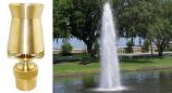 SEG CQ 1403 Fountain Tek Cascade Nozzle with Swivel 1-1/2-inch FPT