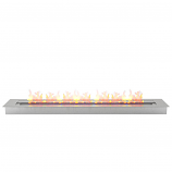 Regal Flame EBP4047 Pro 47in Bio Ethanol Fireplace Burner Insert - 9.9 Liter