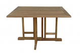 Butterfly Square Folding Table
