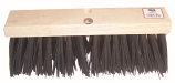 Solid-Fill African Bass Street and Barn Broom Model D04G 085044